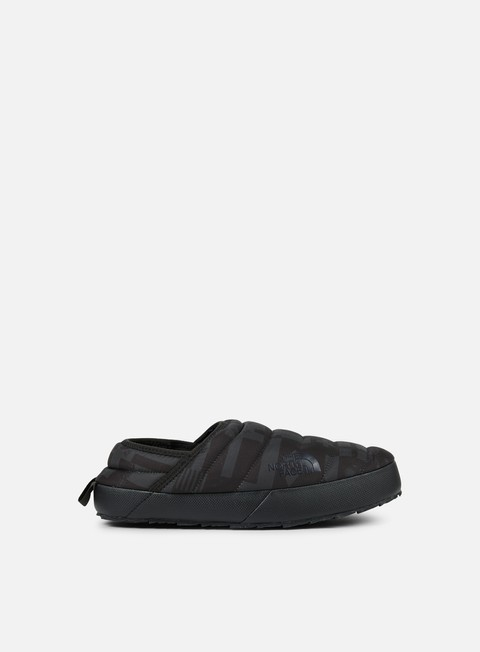 sneakers the north face international nse traction mule tnf black tnf black