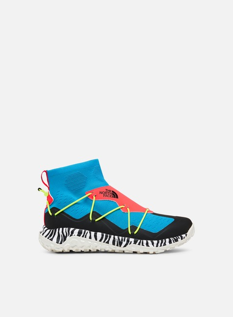 Sneakers Outdoor The North Face Sihl Mid Pop III