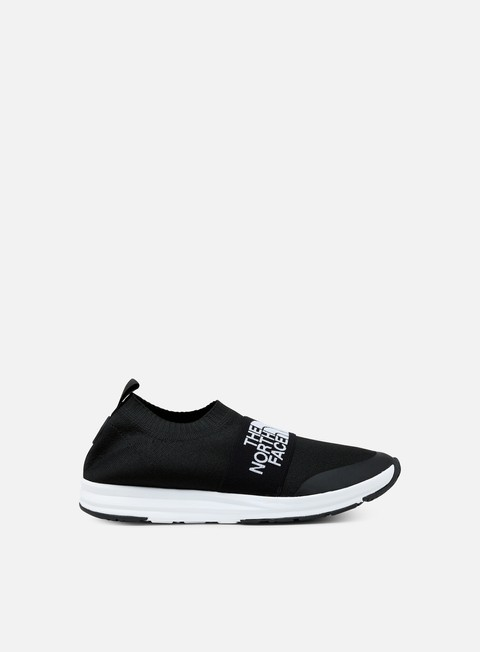 sneakers the north face traction nse knit tnf black tnf black