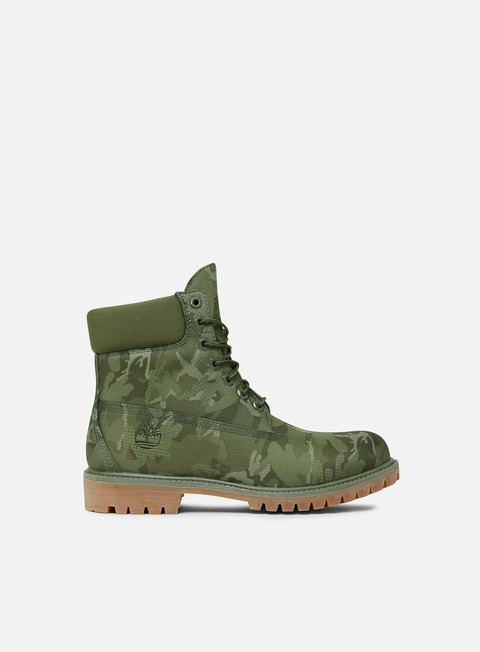 High Sneakers Timberland 6 Inch Premium Fabric Boot
