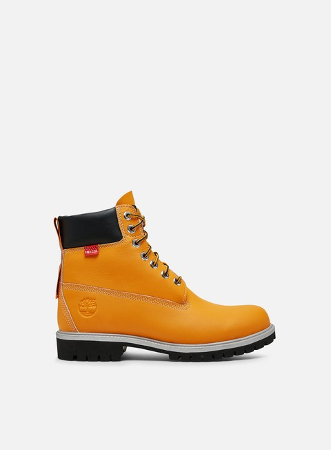 High Sneakers Timberland 6 Inch Premium Rubber Cup WP Boot