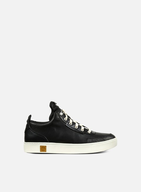 sneakers timberland amherst high top chukka black