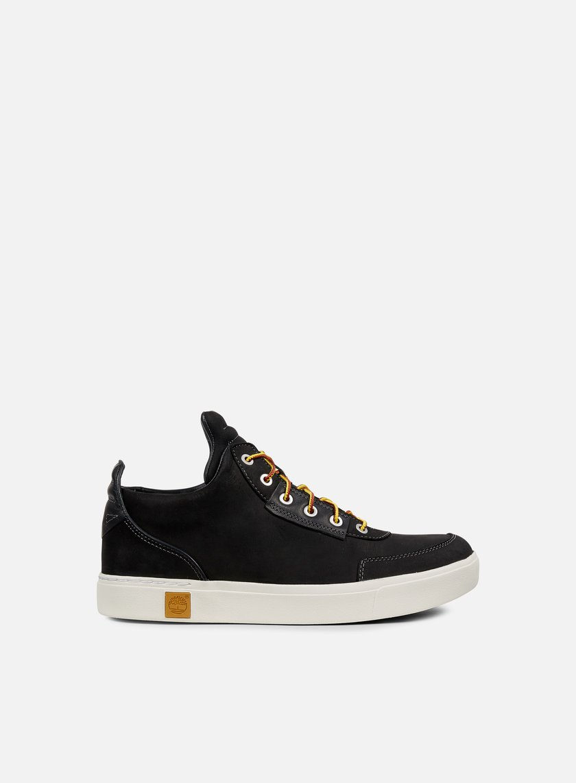 Timberland - Amherst High Top Chukka, Jet Black