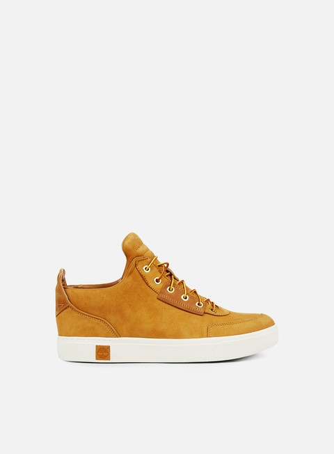 sneakers timberland amherst high top chukka wheat nubuck