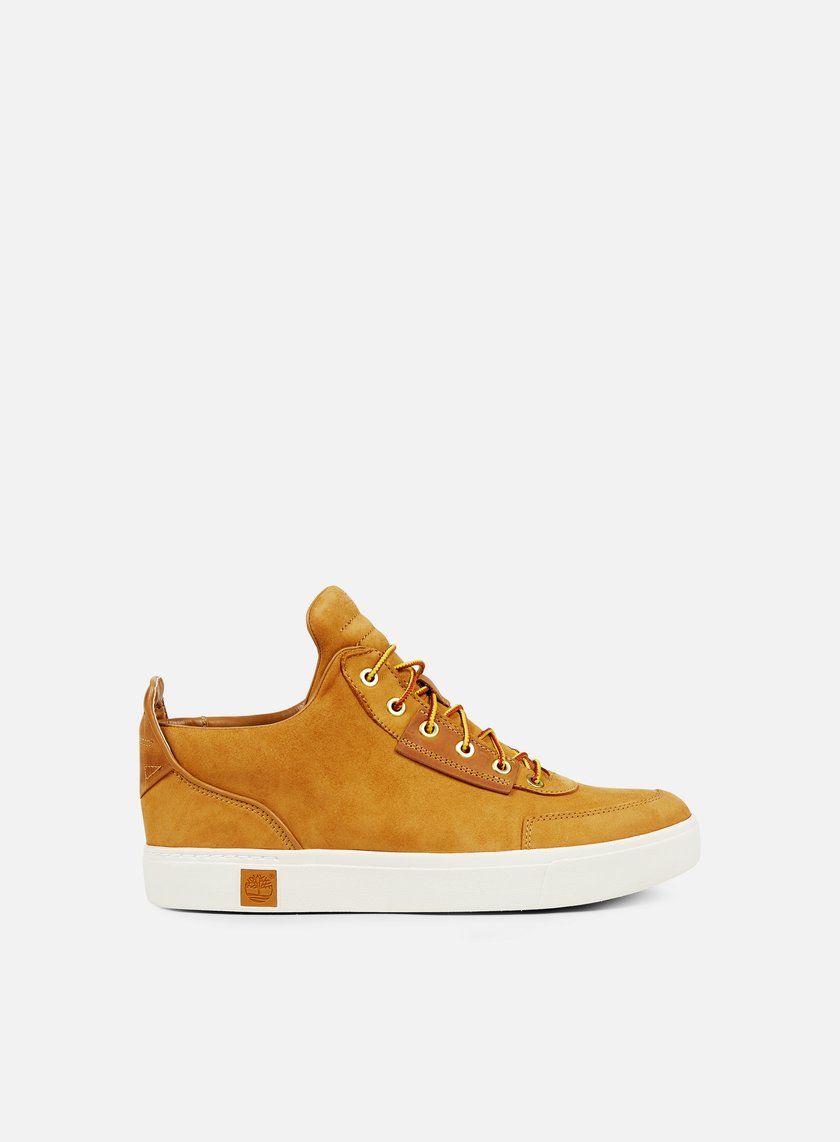 Timberland - Amherst High Top Chukka, Wheat Nubuck