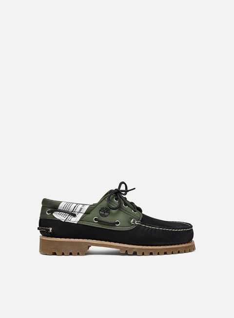 Timberland Authentics 3 Eye F/L Lug