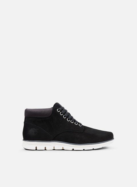 sneakers timberland bradstreet leather chukka black