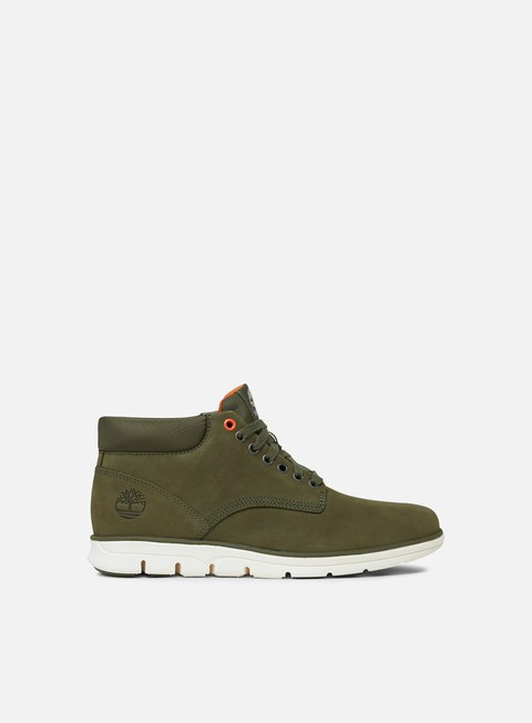 Outlet e Saldi Sneakers Alte Timberland Bradstreet Leather Chukka