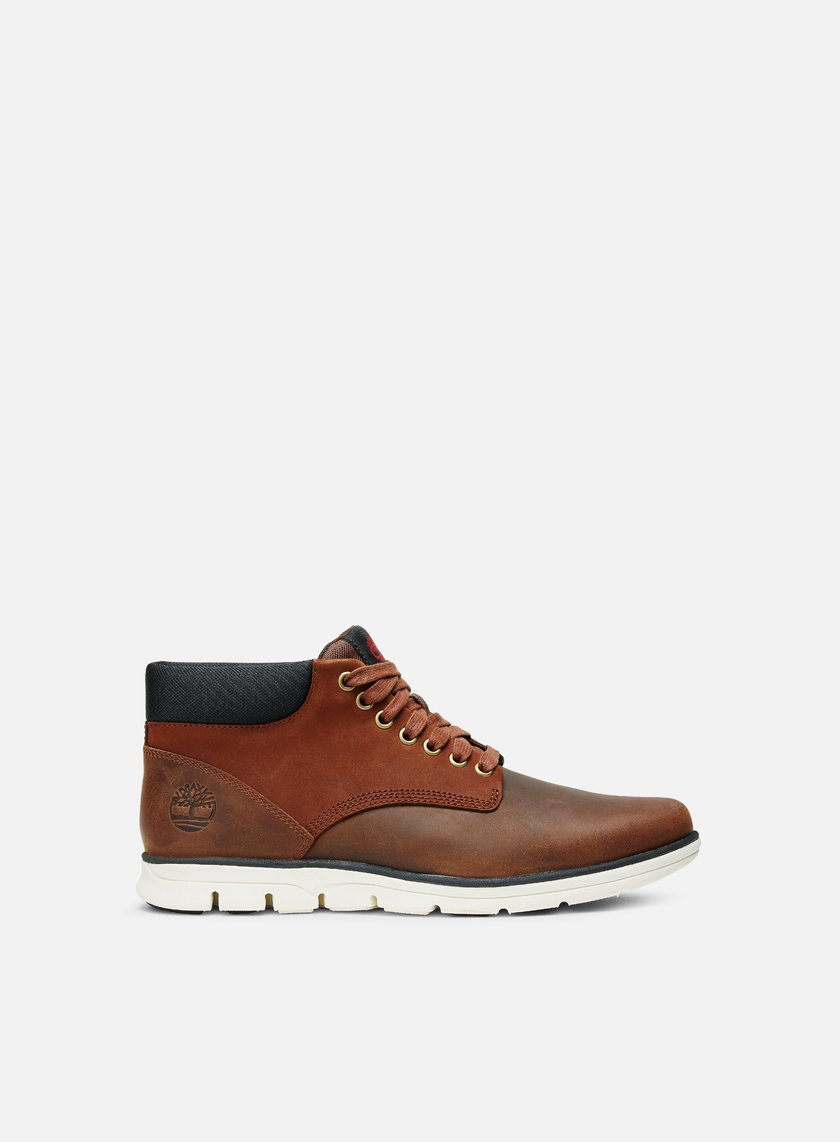 Timberland - Bradstreet Leather Chukka, Red Brown