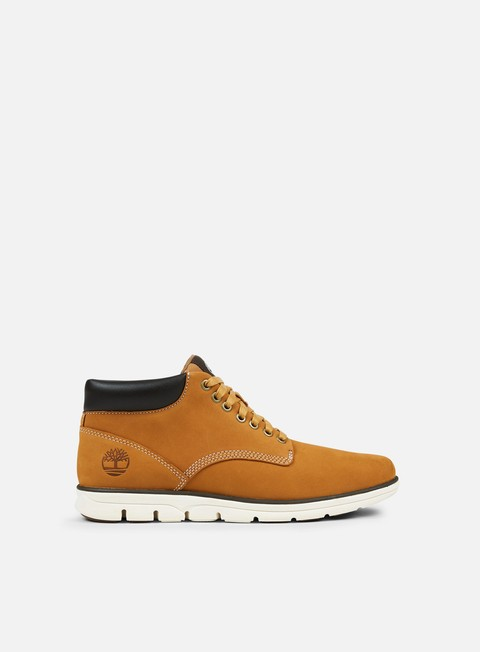 sneakers timberland bradstreet leather chukka wheat