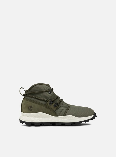 Sneakers Alte Timberland Brooklyn Lace Chukka