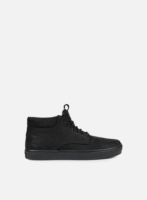 sneakers timberland earthkeepers adventure cupsole chukka black