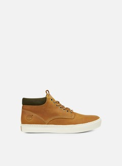 Timberland - Earthkeepers Adventure Cupsole Chukka, Burnished Wheat Nubuck