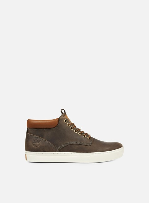 sneakers timberland earthkeepers adventure cupsole chukka dark olive roughcut