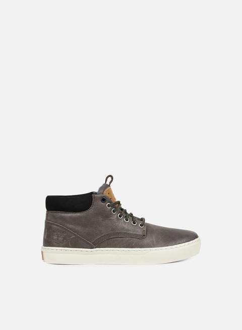 sneakers timberland earthkeepers adventure cupsole chukka grey