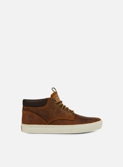 Timberland - Earthkeepers Adventure Cupsole Chukka, Red Brown Oiled 1