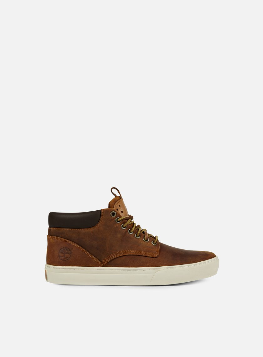 Timberland - Earthkeepers Adventure Cupsole Chukka, Red Brown Oiled