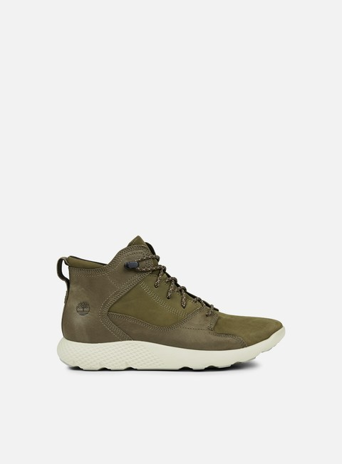 sneakers timberland flyroam leather deep lichen