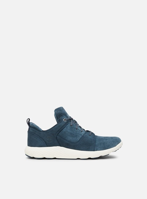 sneakers timberland flyroam leather oxford midnight navy