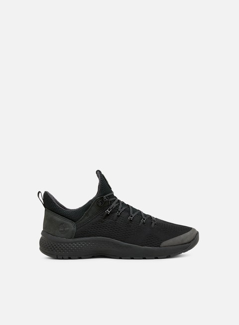 sneakers timberland flyroam trail low black