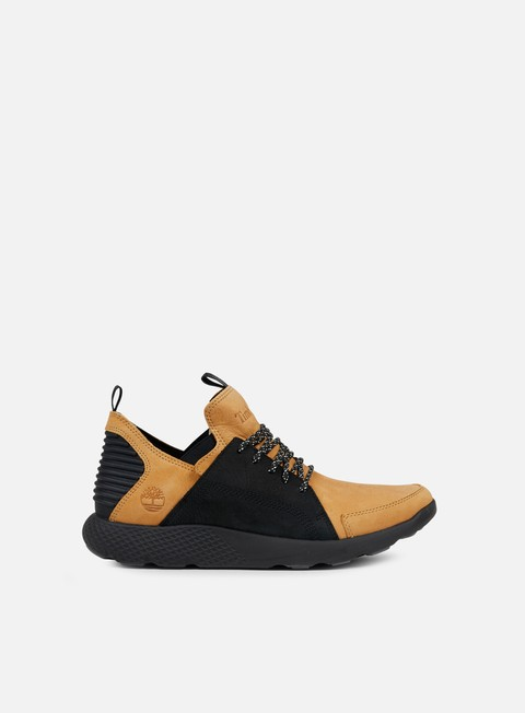 sneakers timberland flyroam wedge wheat nubuck