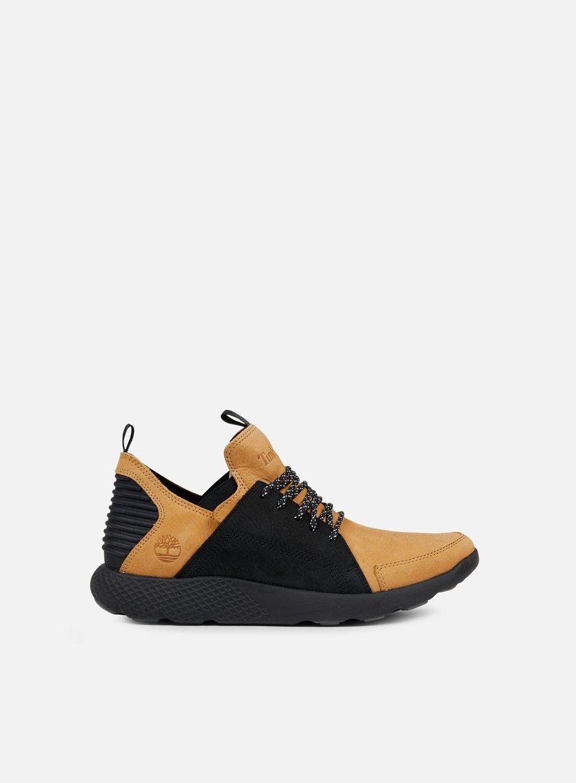 Timberland - Flyroam Wedge Wheat Nubuck - A1IZL Sneakers Low