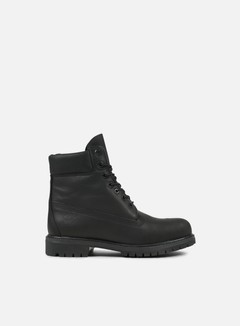 Timberland - Icon 6 Inch Premium Boot, Black Full Grain