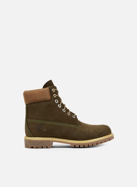 Timberland - Icon 6 Inch Premium Boot, Dark Olive