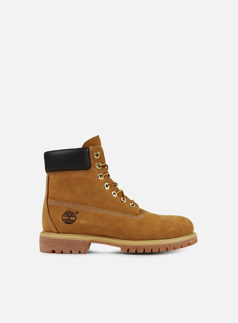 sneakers timberland icon 6 inch premium boot wheat yellow