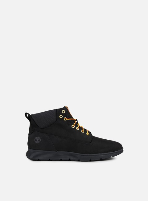 sneakers timberland killington chukka black