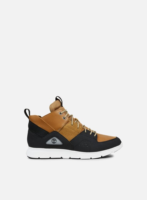 Outlet e Saldi Sneakers Alte Timberland Killington New Leather Chukka