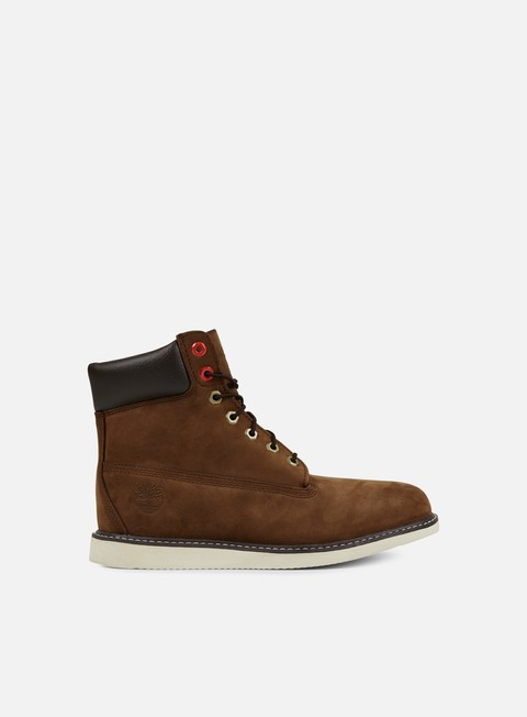High Sneakers Timberland Newmarket 6 Inch Wedge Waterproof Boot