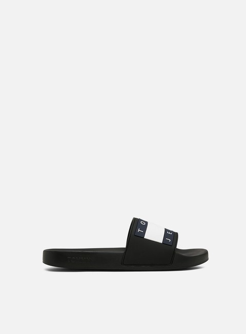 Sale Outlet Slides Tommy Hilfiger Flag Pool Slide