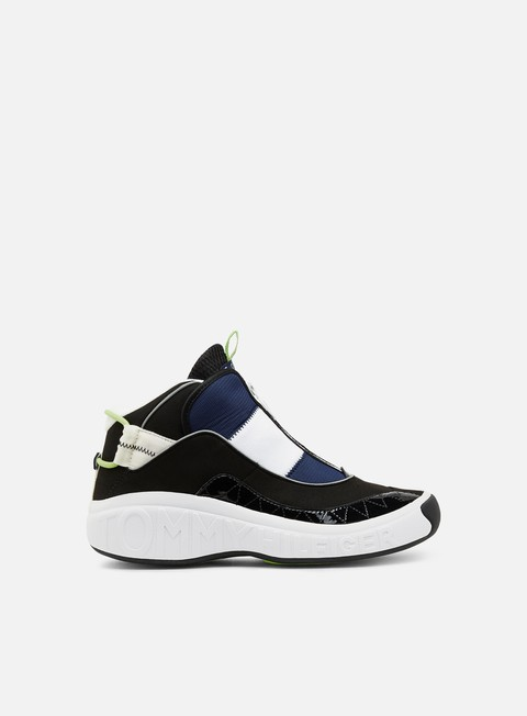 sneakers tommy hilfiger icon 1c red white blue black