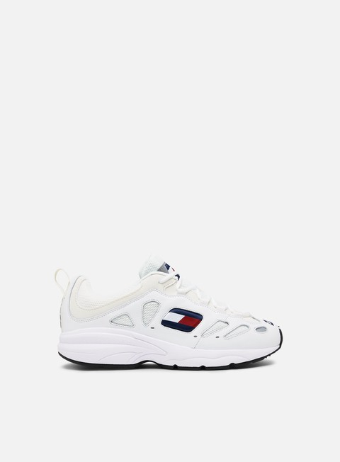Outlet e Saldi Sneakers Basse Tommy Hilfiger Tommy Jeans Retro Sneakers
