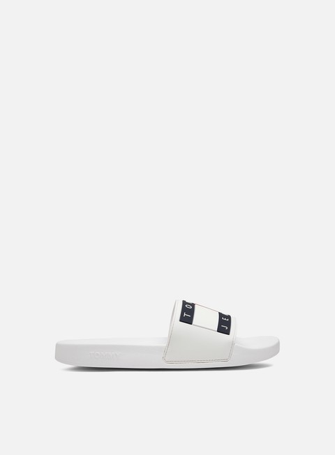 Outlet e Saldi Ciabatte Tommy Hilfiger WMNS Flag Pool Slide