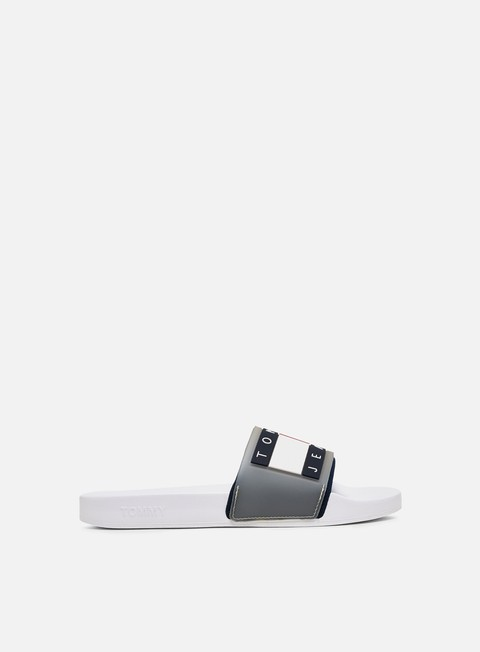 Tommy Hilfiger WMNS Translucent Flag Pool Slide
