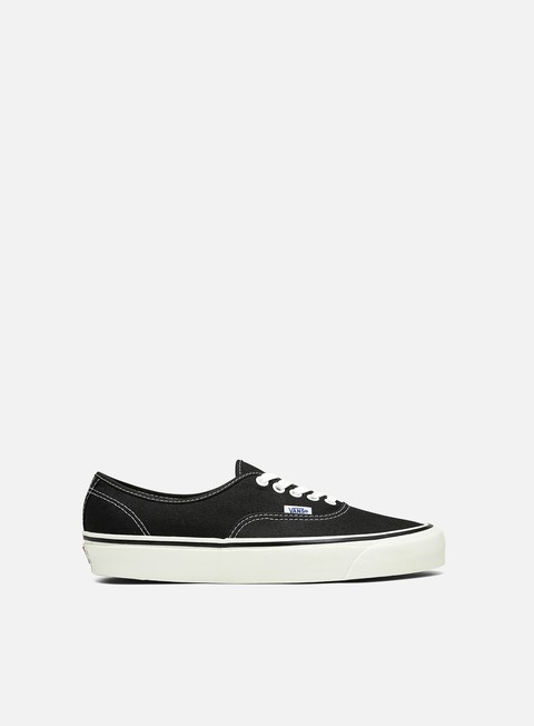 sneakers vans authentic 44 anaheim factory black