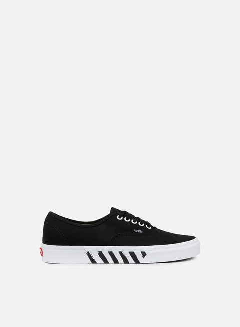 sneakers vans authentic black and white black true white