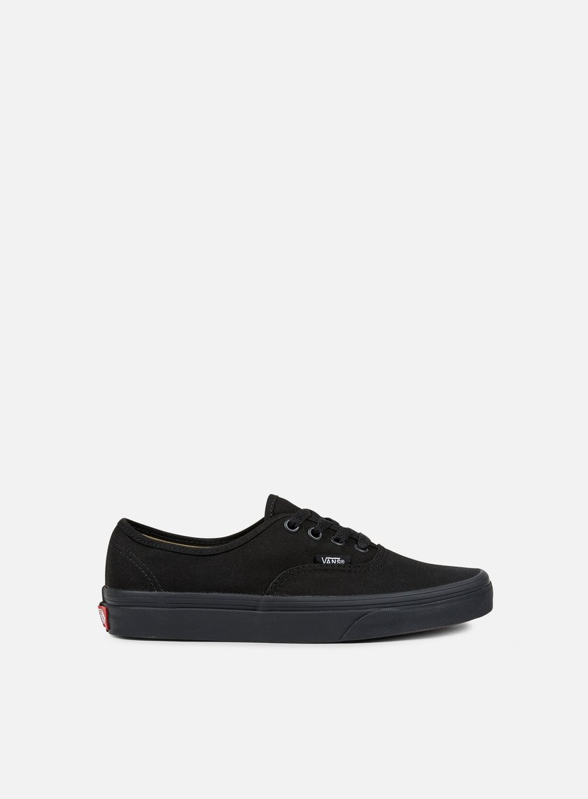 Vans - Authentic, Black/Black