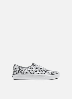 Vans - Authentic Butterfly, True White/Black 1
