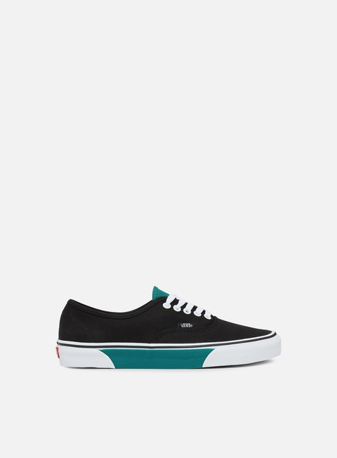 Low Sneakers Vans Authentic Color Block
