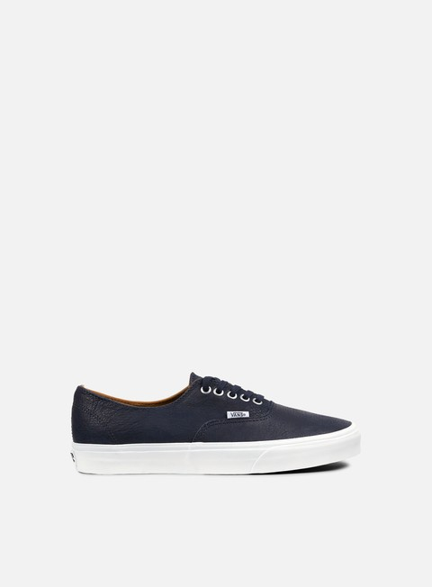 sneakers vans authentic decon premium leather parisian