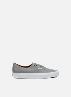 Vans - Authentic Decon Premium Leather, Wild Dove/True White 1