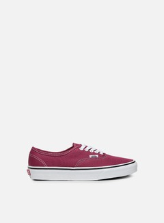 Vans - Authentic, Dry Rose/True White