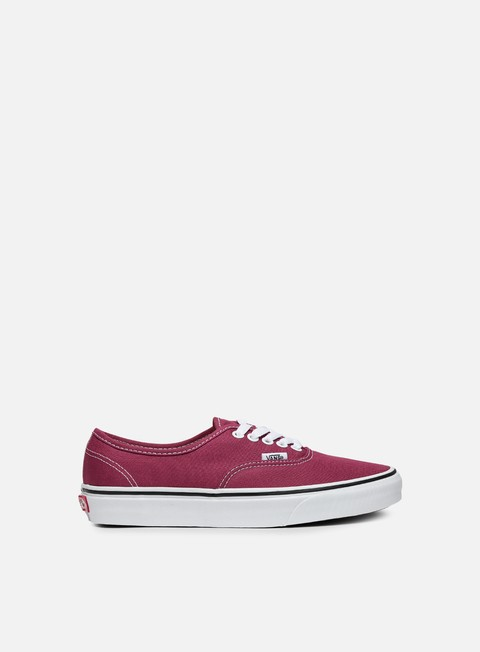 sneakers vans authentic dry rose true white
