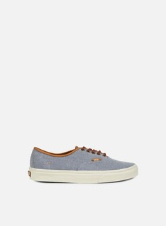Vans - Authentic DX Brushed, Blue Mirage/Turtledove 1