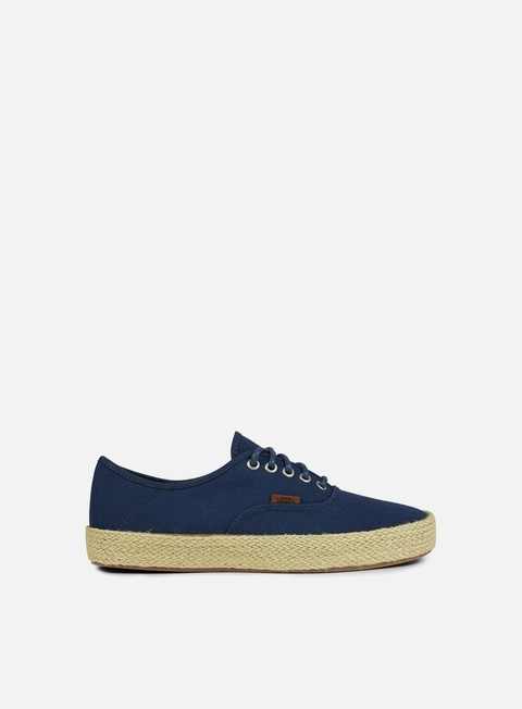 sneakers vans authentic esp dress blues tropic havana