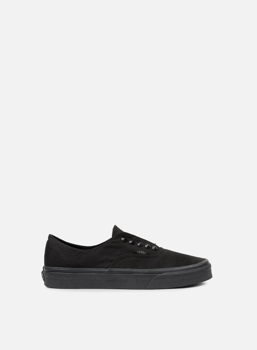 Vans - Authentic Gore Studs, Black/Black