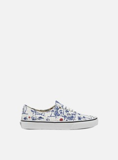 Vans - Authentic Hula Stripes, True White 1